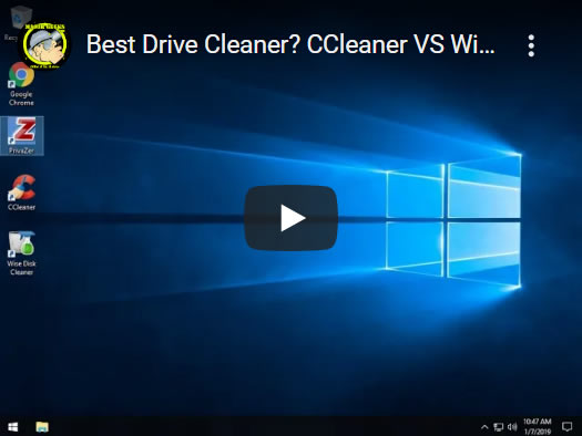 Best drive cleaner